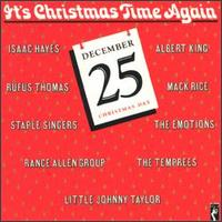 It's Christmas Time (Stax Records)